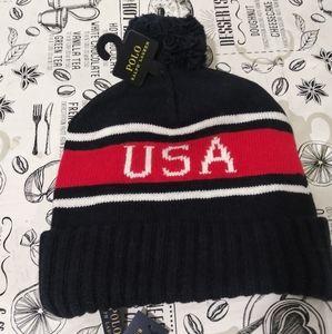 Polo Ralph Lauren USA Hat